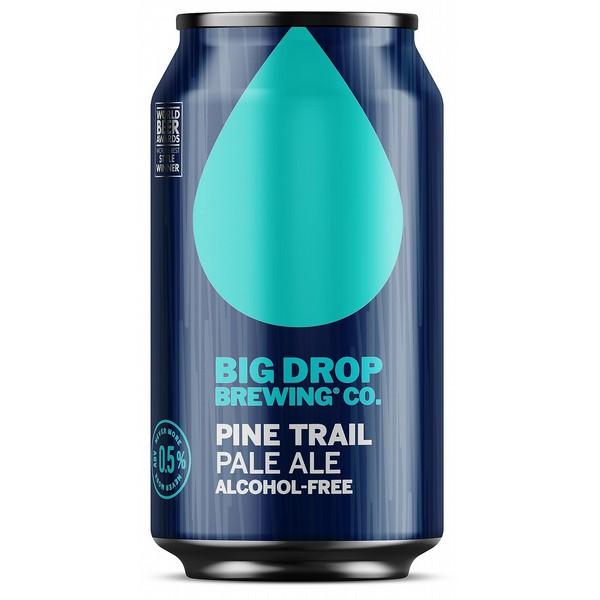 Big Drop Pale Ale Cans