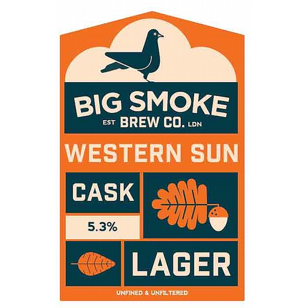 Big Smoke Western Sun Cask