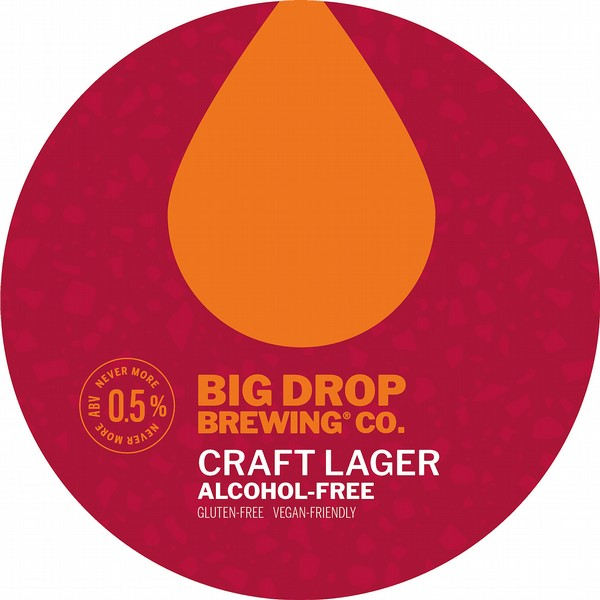 Big Drop Lager