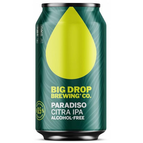 Big Drop Paradiso Citra IPA Cans