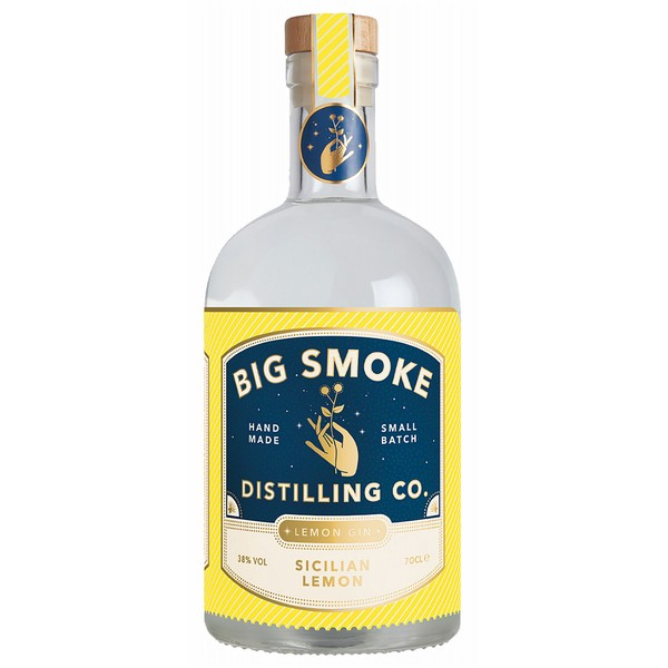 Big Smoke Sicilian Lemon Gin