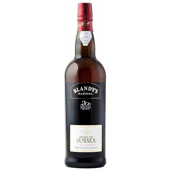 Blandy's Madeira Duke of Sussex