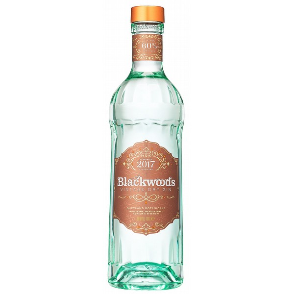 Blackwoods Premium Strength Gin