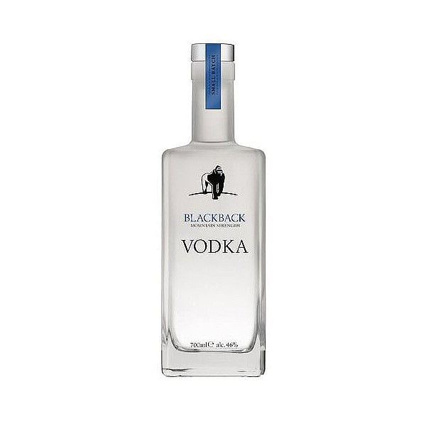 Blackback Mountain Strength Vodka