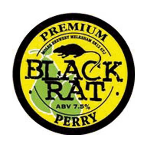 BIB Moles Black Rat Perry