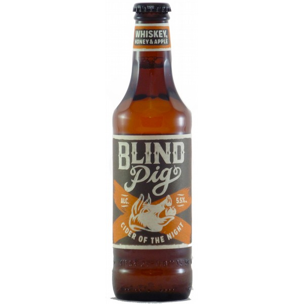 Blind Pig Whiskey Honey & Apple