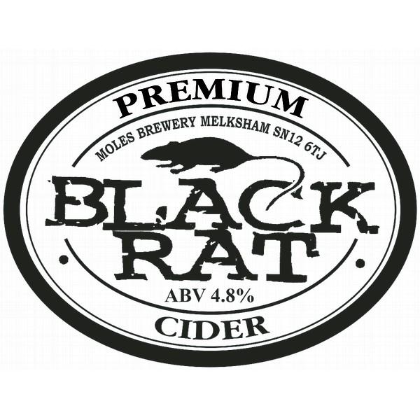 Moles Black Rat Cider