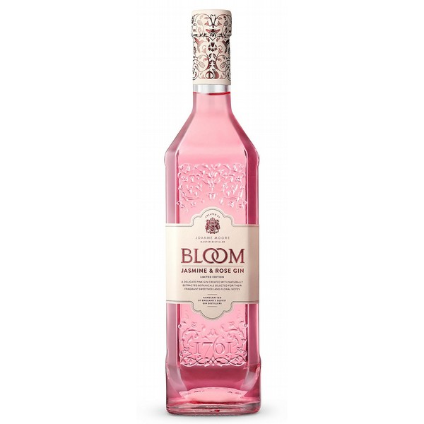 Bloom Jasmine & Rose Gin
