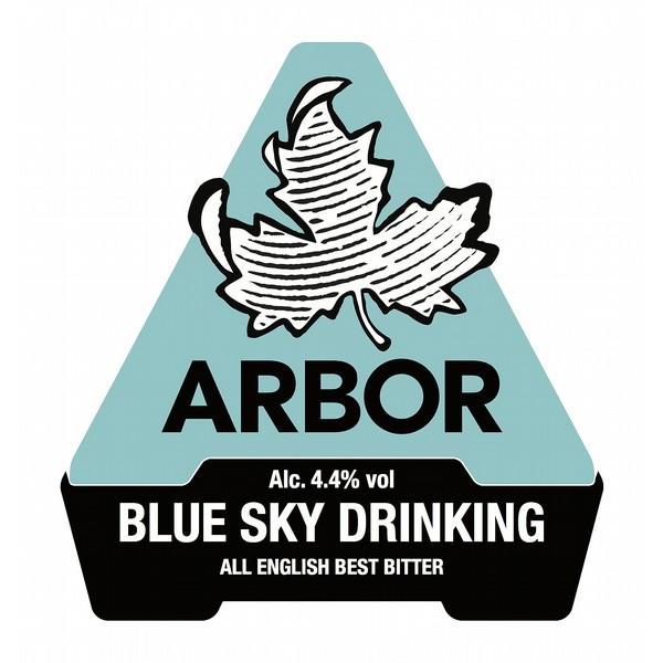 Arbor Ales Blue Sky Drinking Cask