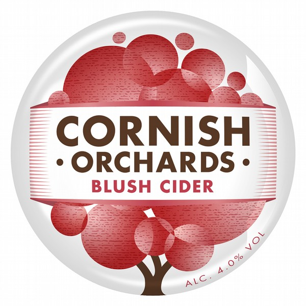 Cornish Orchards Blush