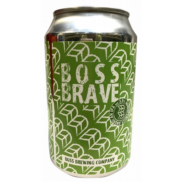 Boss Brave Cans