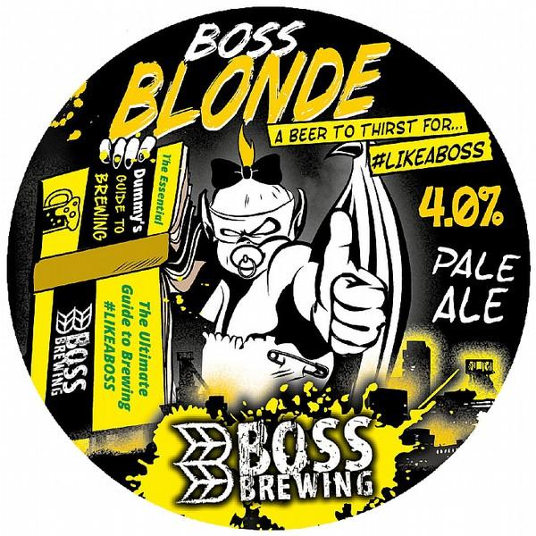 Boss Blonde