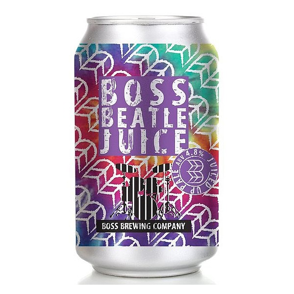 Boss Beatlejuice Cans