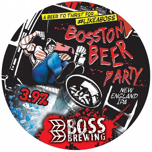 Boss Bosston Beer Party