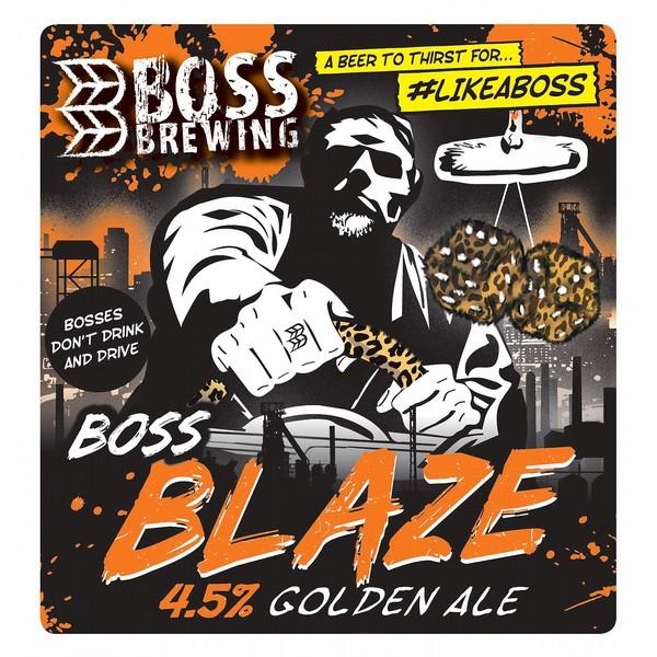 Boss Blaze Cask