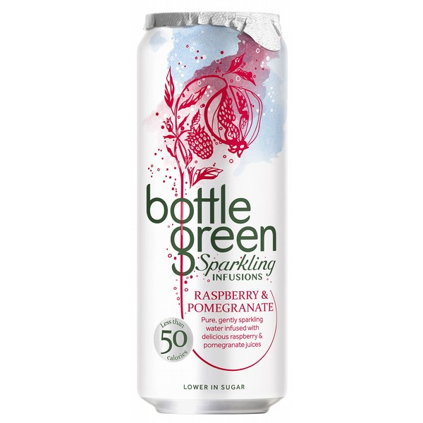 Bottlegreen Raspberry&Pomegranate Infusion