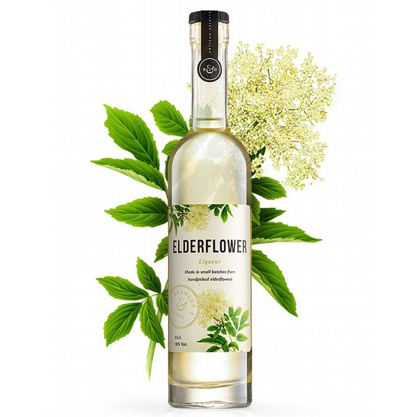 Bramley & Gage Elderflower Liqueur