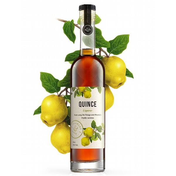 Bramley & Gage Quince Liqueur