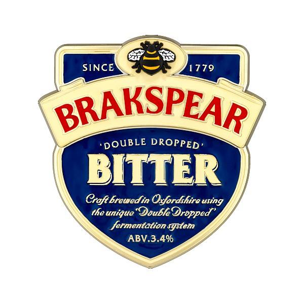 Brakspear Bitter Pump Clip