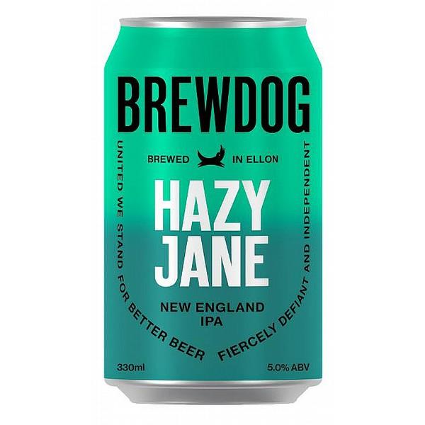 Brewdog Hazy Jane Cans