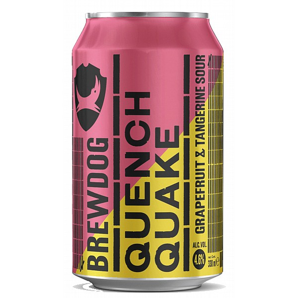 Brewdog Quench Quake Cans