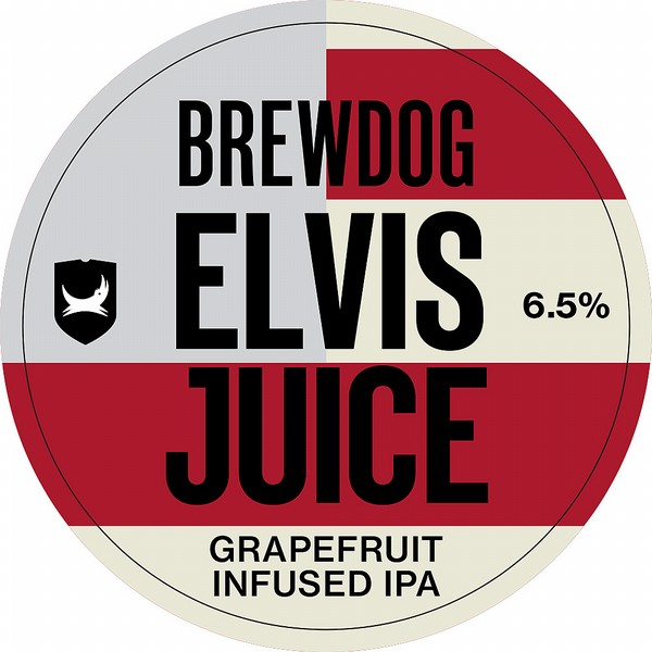 Brewdog Elvis Juice Keg