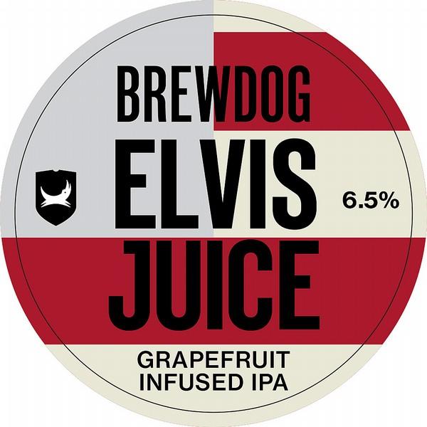 Brewdog Elvis Juice Keg