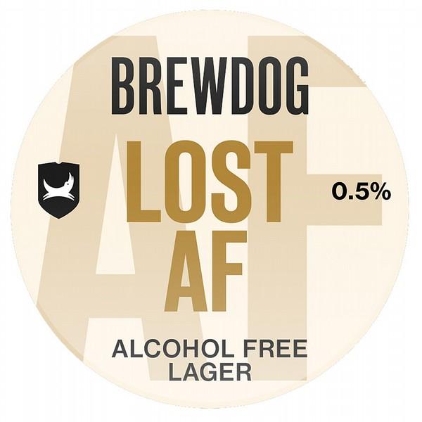 Brewdog Lost AF