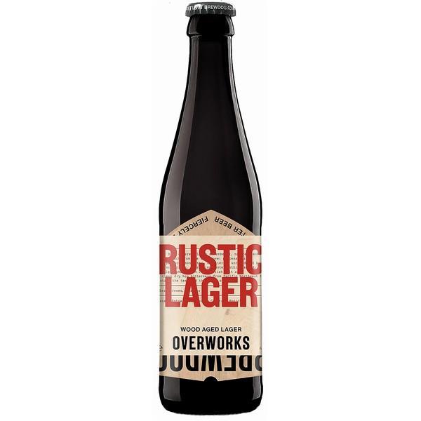 BrewDog OverWorks Rustic Lager