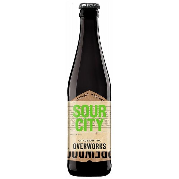 BrewDog OverWorks Sour City