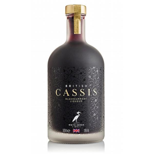 British Cassis Blackcurrant Liqueur
