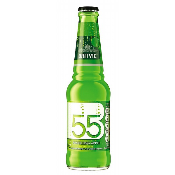 Britvic 55 Apple