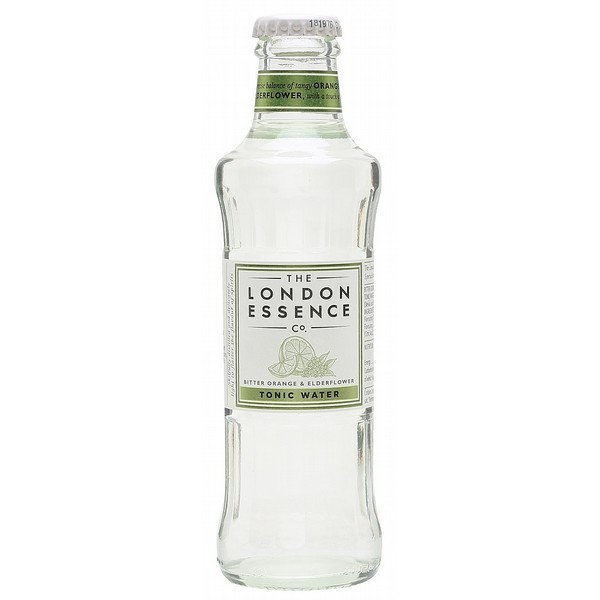 London Essence Orange & Elderflower Tonic