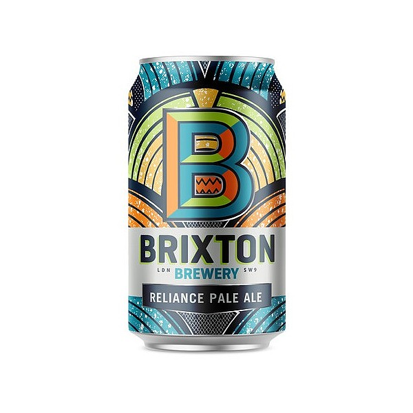 Brixton Reliance Pale Ale Cans