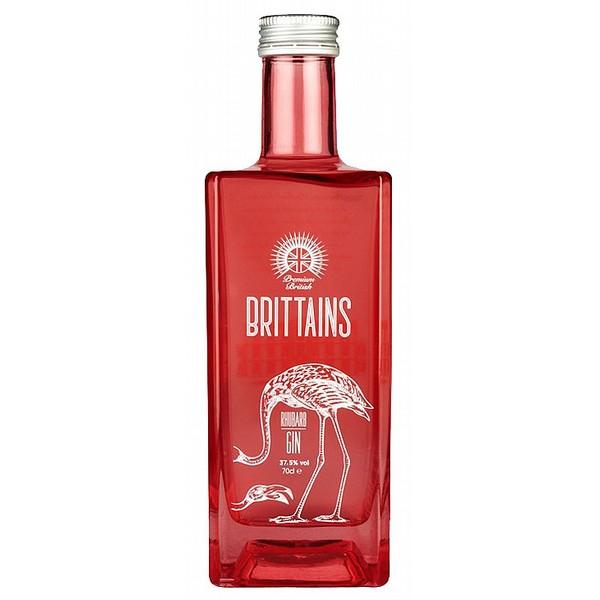 Brittains Rhubarb Gin