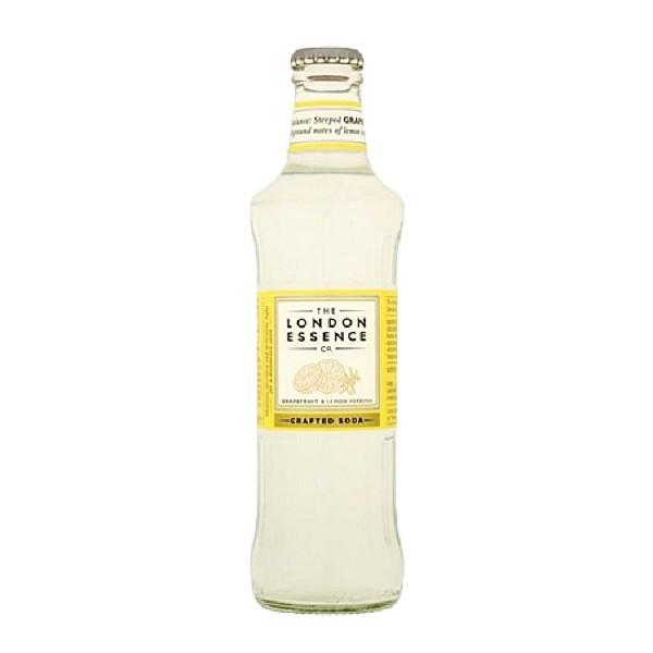 London Essence Grapefruit & Lemon Soda