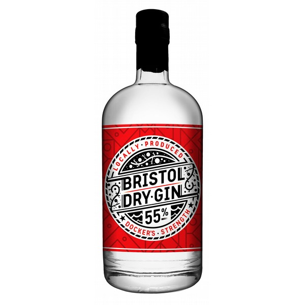 Bristol Dry Docker Strength Gin