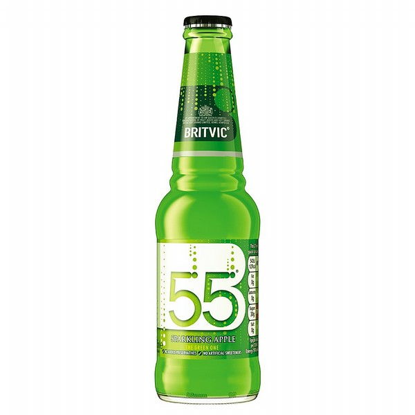 Britvic 55 Apple