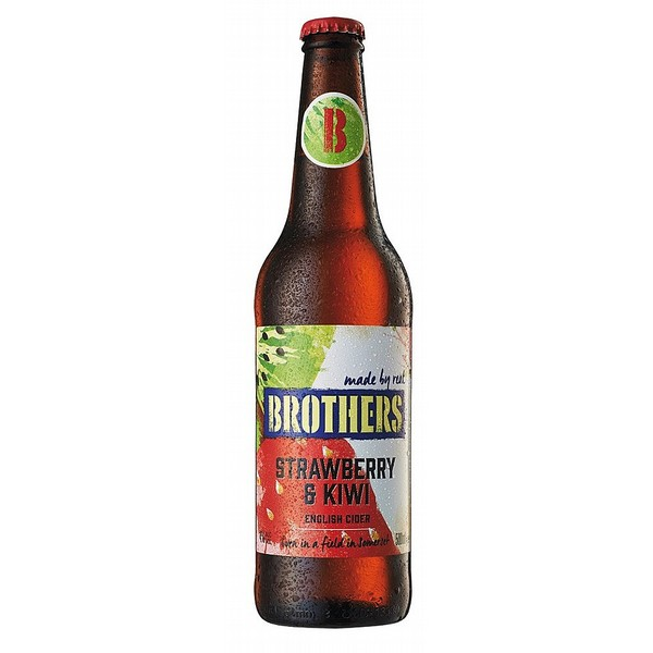 Brothers Strawberry & Lime Cider