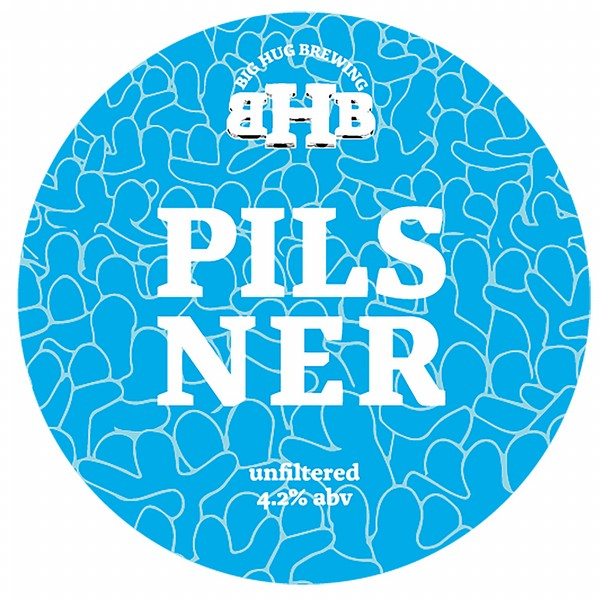 Big Hug Pilsner Lager