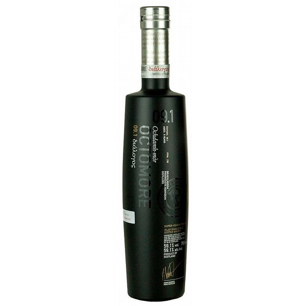 Bruichladdich Octomore 9.1 Malt Whisky