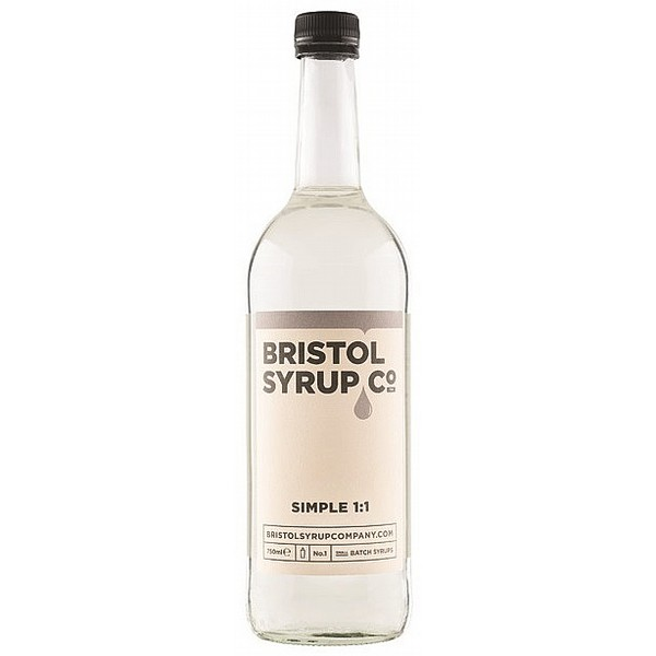 Bristol Syrup Co Simple 1:1
