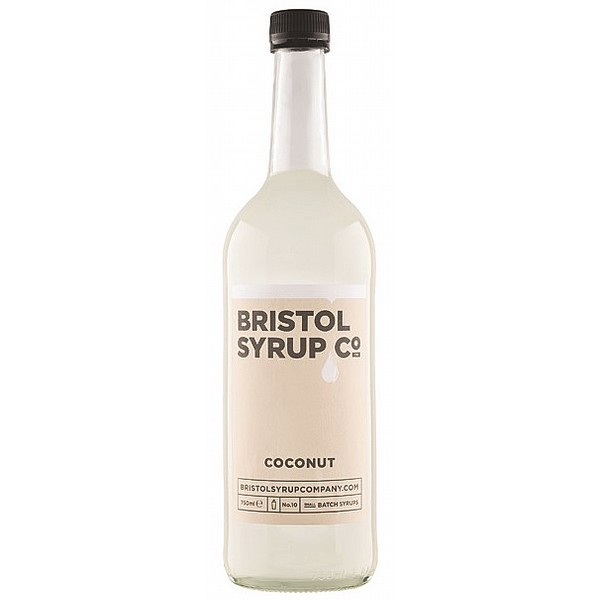 Bristol Syrup Co Coconut