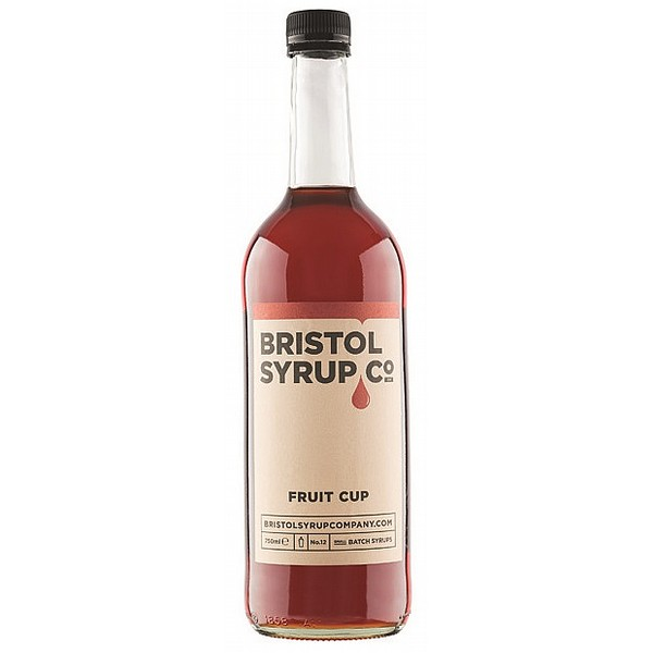 Bristol Syrup Co Fruit Cup