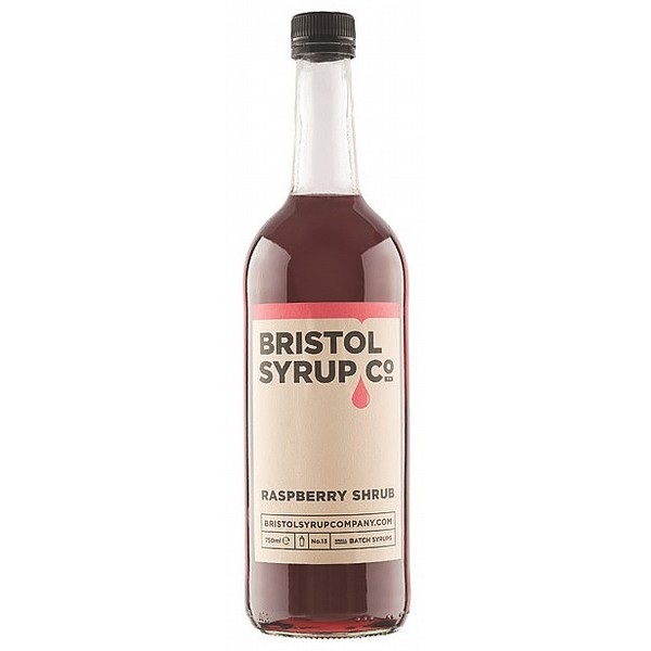 Bristol Syrup Co Raspberry Shrub
