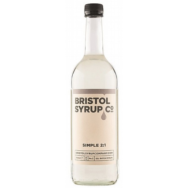 Bristol Syrup Co Simple 2:1