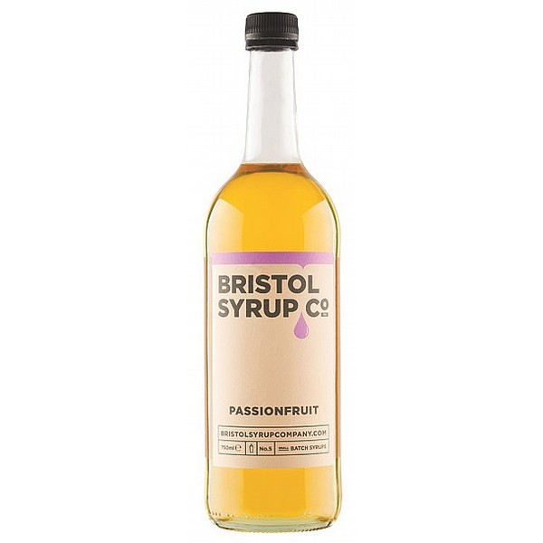 Bristol Syrup Co Passionfruit