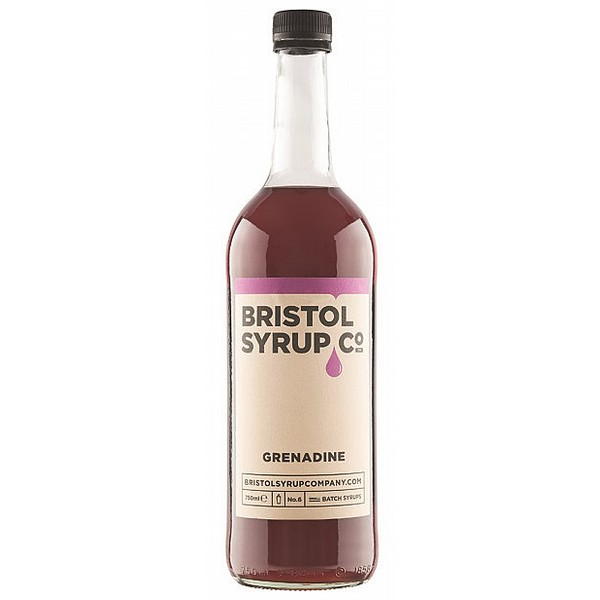 Bristol Syrup Co Grenadine