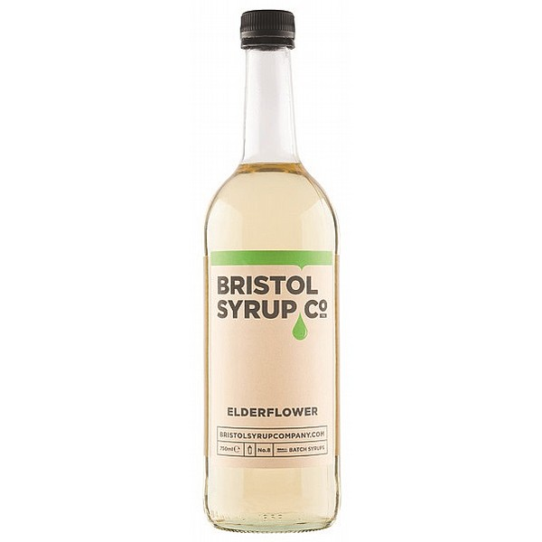 Bristol Syrup Co Elderflower