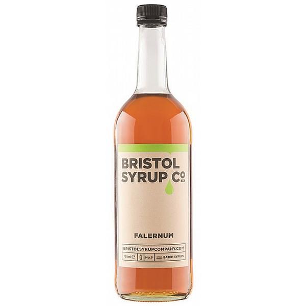 Bristol Syrup Co Falernum